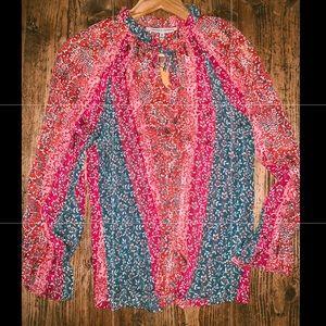 Vici Long sleeve blouse
